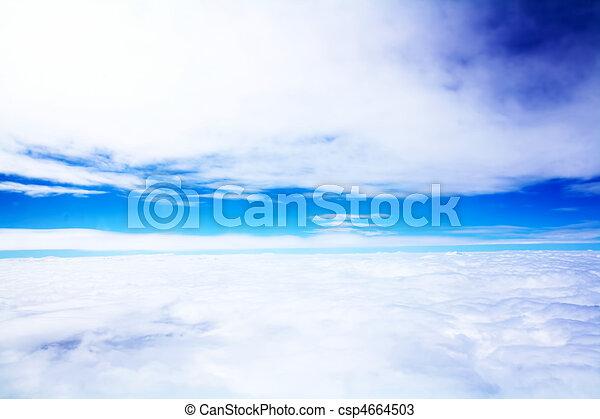 wolkenhimmel - csp4664503