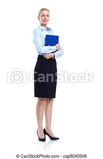 woman., 経営者, ビジネス - csp8040508