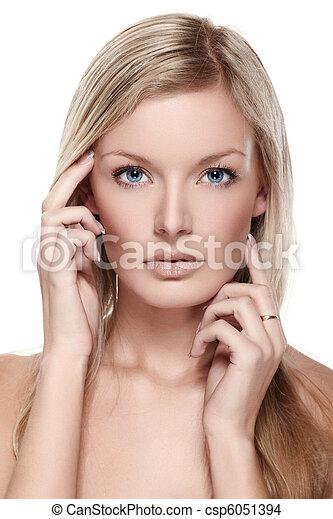 Woman Beauty - csp6051394
