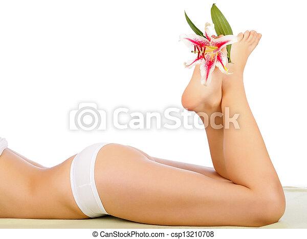 Woman Body Care - csp13210708
