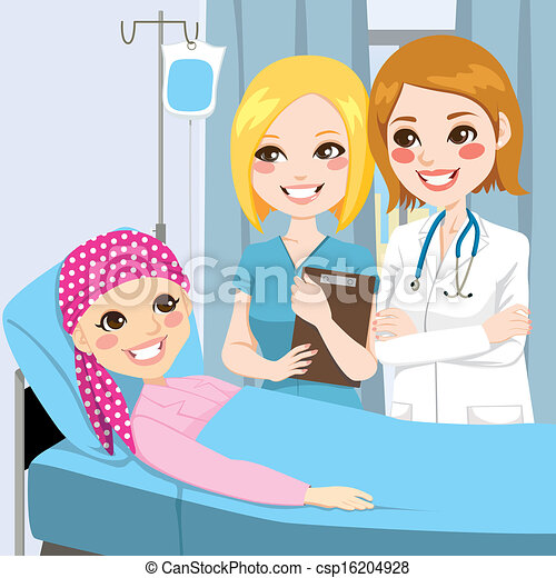 Woman Doctor Visit Young Girl - csp16204928