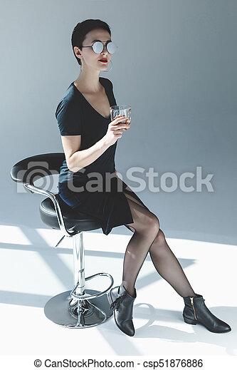 Astounding Woman Drinking Whiskey Forskolin Free Trial Chair Design Images Forskolin Free Trialorg