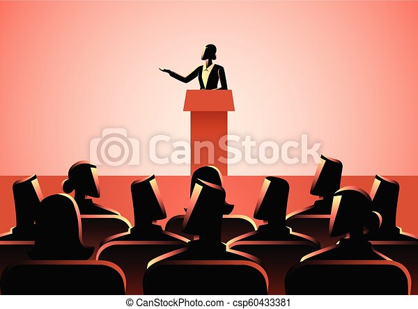 art of giving a speech
