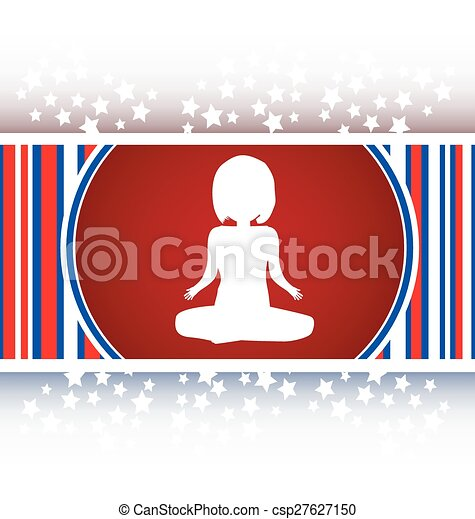 woman glossy web icon on white background vector - csp27627150