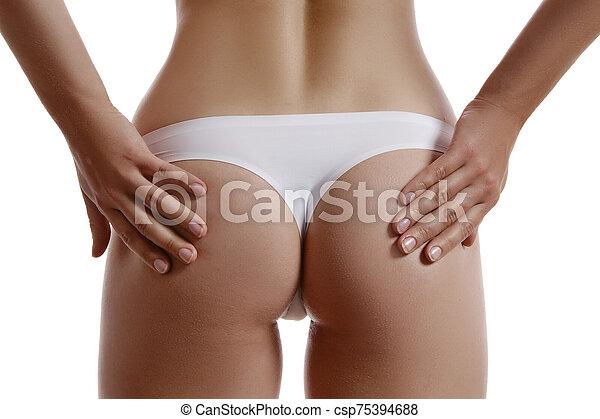 Touching Panties