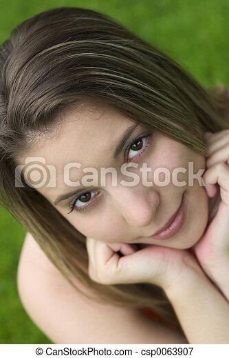 Woman - csp0063907