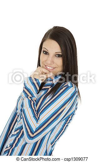 Woman - csp1309077