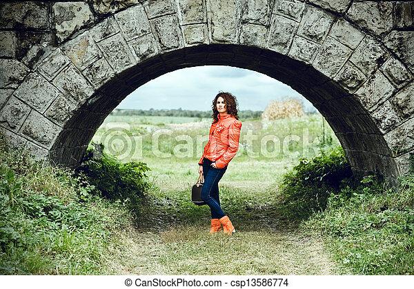 woman - csp13586774