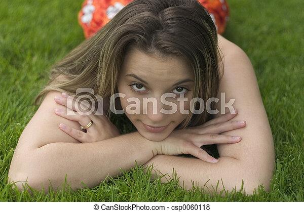 Woman - csp0060118