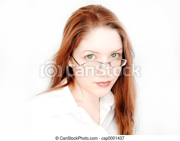 Woman Pose III - csp0001437