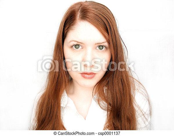 woman posing II - csp0001137