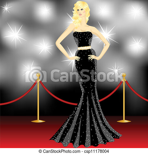 roiworld drawing Trend Closet:Red Carpet Retro Long red ... |Red Carpet Dresses Drawings