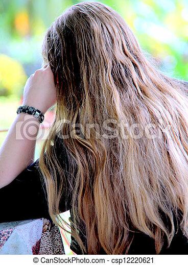 woman., rejeté - csp12220621