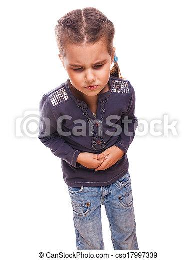 У ребенка болит живот: причины и что делать?