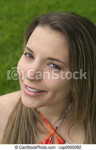 Woman - csp0060082