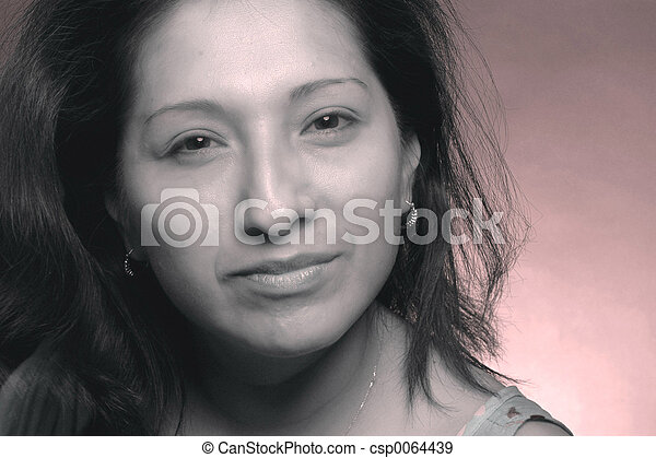 woman - csp0064439