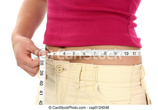 Woman Teen Weight - csp0124048