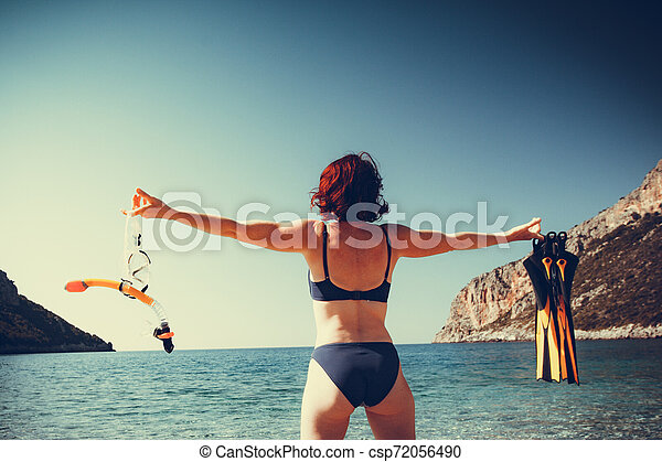 Beach mature tube