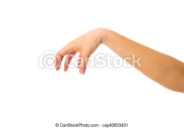 bb8ee372f5d03 Woman's hand holding something. White woman's hand holding something ...
