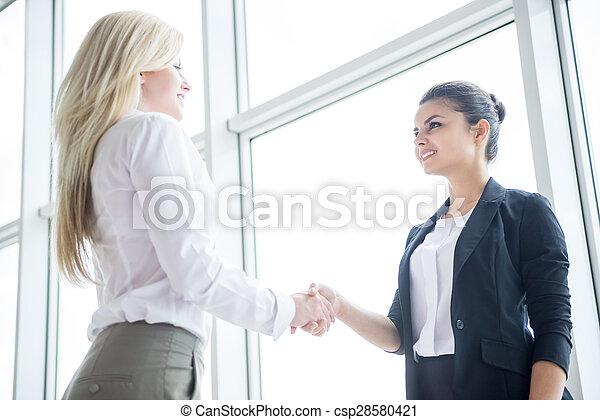 Women in business - csp28580421
