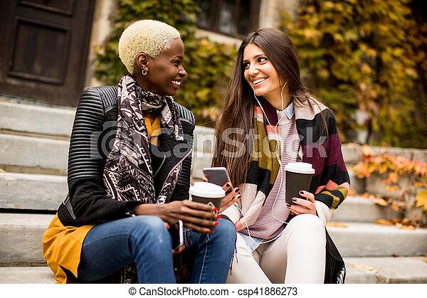 Women outdoor - csp41886273