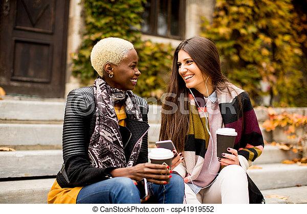 Women outdoor - csp41919552