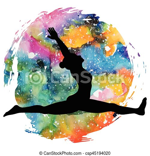 monkey yoga pose  yoga for you