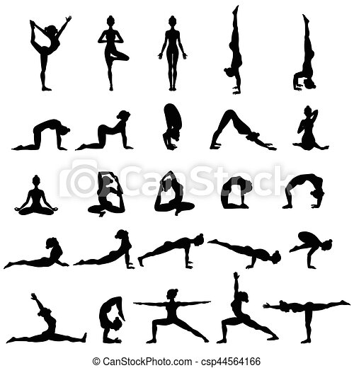 Asanas Illustrations And Clip Art 490 Royalty Free Drawings Available To Search From Thousands Of Stock Vector EPS Clipart Graphic