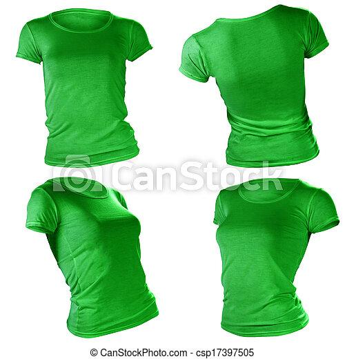 women s blank green t shirt template women s blank green t shirt