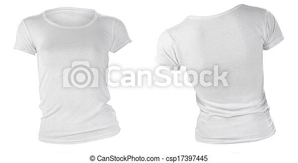 women s blank white t shirt template women s blank white t shirt