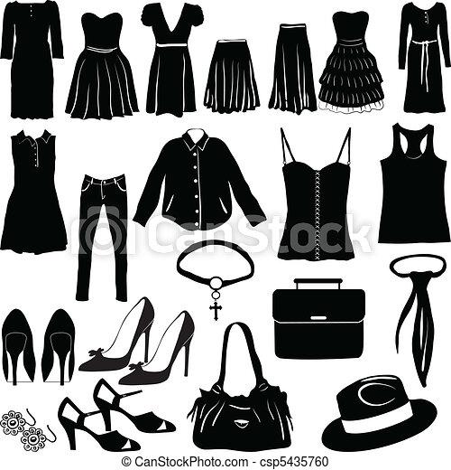 womens, kleding, diversen - csp5435760