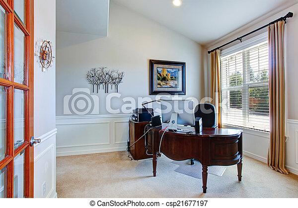 Woning luxe kantoor kamer kamer kantoor woning hout luxe