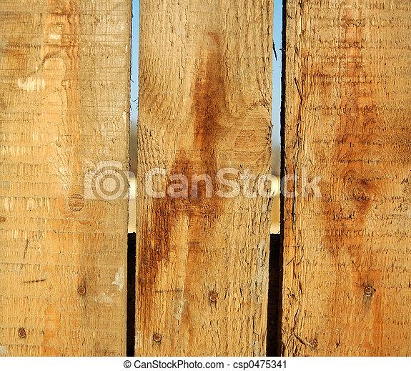 wood background - csp0475341