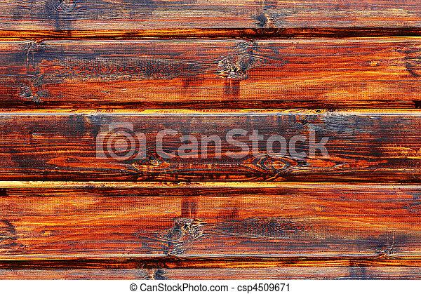 Wood background - csp4509671