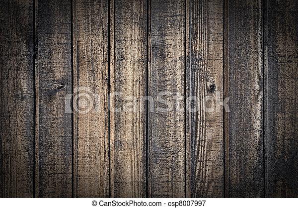 Wood Background - csp8007997