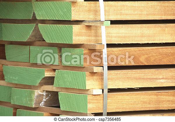 wood background - csp7356485