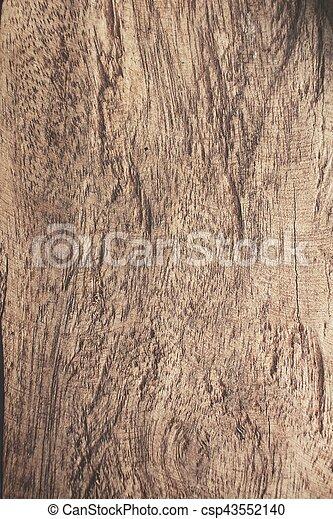 Wood background - csp43552140