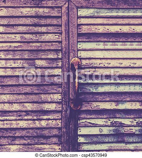 wood background - csp43570949