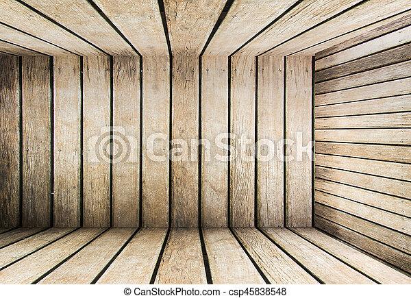 wood background - csp45838548