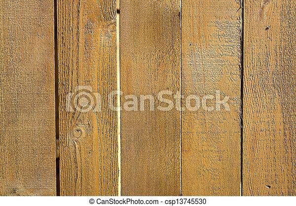 Wood Background - csp13745530