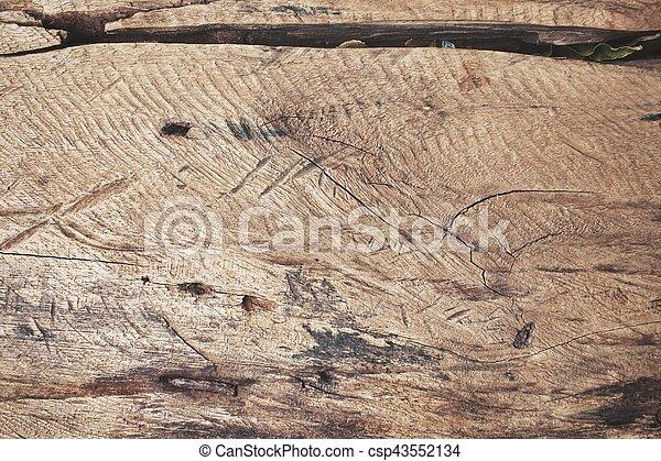 Wood background - csp43552134