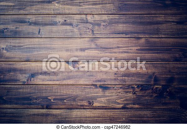 Wood Background Texture - csp47246982