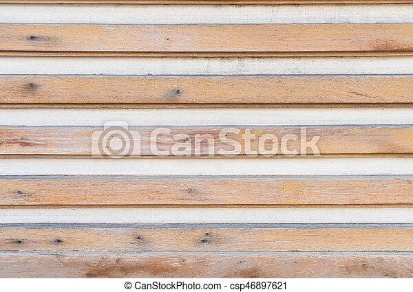 Wood Background Texture - csp46897621