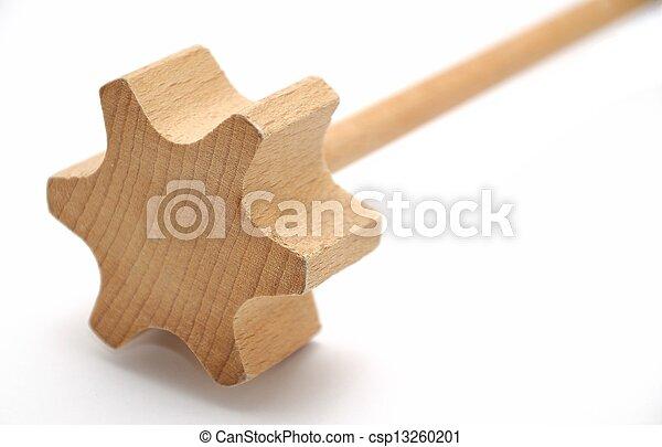 Wood beater - csp13260201