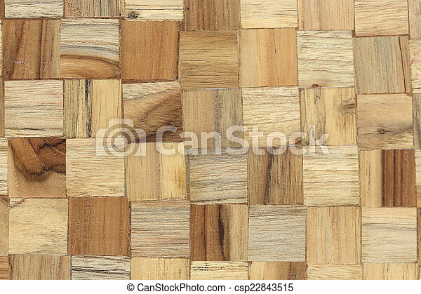 wood block square texture background csp22843515