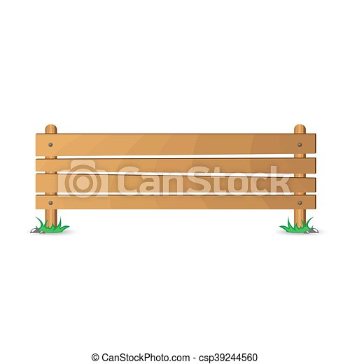 Wood board - csp39244560