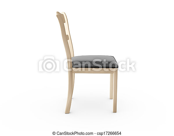 wooden chair side. Wood Chair - Csp17266654 Wooden Side