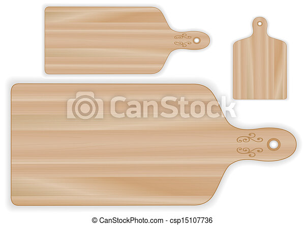 Wood Cutting, Carving, Cheese Board - csp15107736
