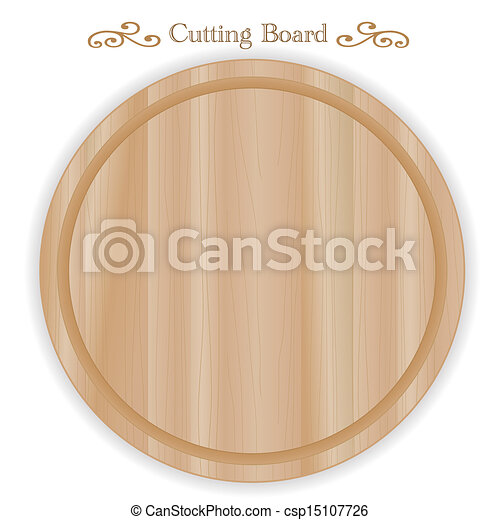 Wood Cutting, Carving, Cheese Board - csp15107726