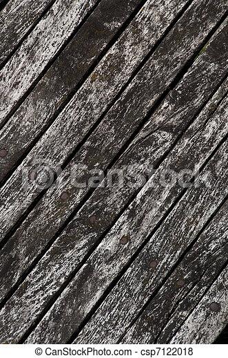 Wood floor - csp7122018